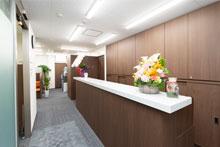 西新宿杉江中央クリニックの店内写真